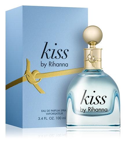 RIHANNA RIRI KISS BY RIHANNA  DAMA EDP SPRAY 100ML/3.4OZ CBEX XRRX