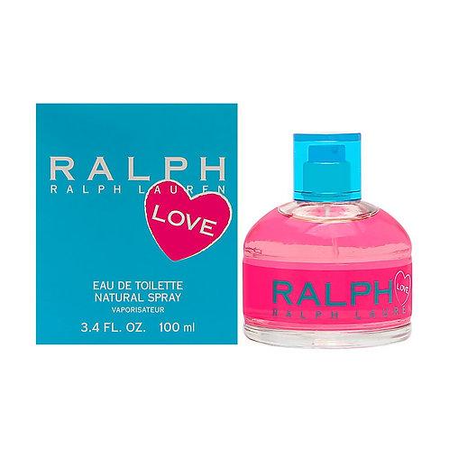 RALPH LAUREN RALPH LOVE  DAMA EDT SPRAY 100ML/3.4OZ MZEX CRCZ