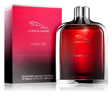 JAGUAR CLASSIC RED CABALLERO EDT 100ML CXZX CXRX