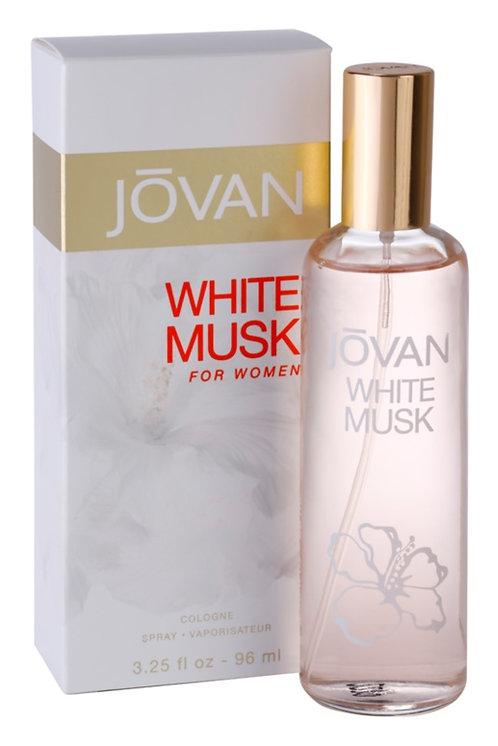 JOVAN WHITE MUSK  DAMA EDC SPRAY 96ML/3.25OZ IUX XRRX