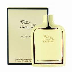 JAGUAR CLASSIC GOLD CABALLERO EDT 100ML CXIX CXRX