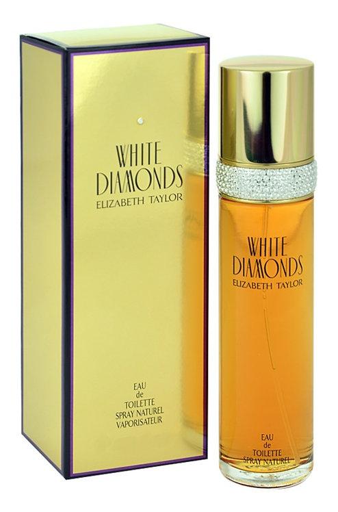 ELIZABETH TAYLOR WHITE DIAMONDS EDT 100ML RXRX CCRX XE