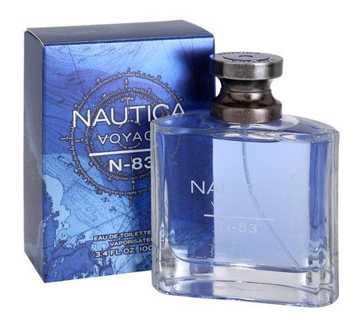 NAUTICA VOYAGE N-83 CABALLERO EDT 100ML CXMX XCRC