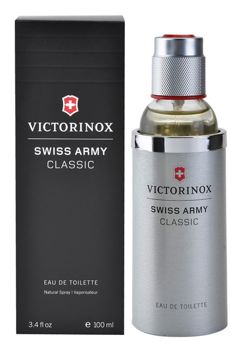 VICTORINOX SWISS ARMY CLASSIC  CABALLERO EDT SPRAY 100ML/3.4OZ CACX XRRX