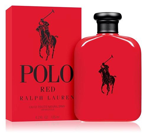 RALPH LAUREN POLO RED  CABALLERO EDT SPRAY 125ML/4.2OZ IMRX XARX
