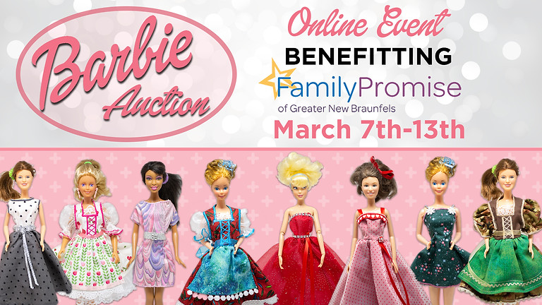 Online Barbie Collection Auction
