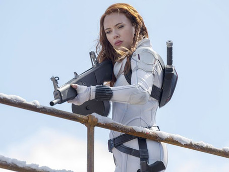 Scarlett Johansson Sues Disney Over 'Black Widow' Breach of Contract