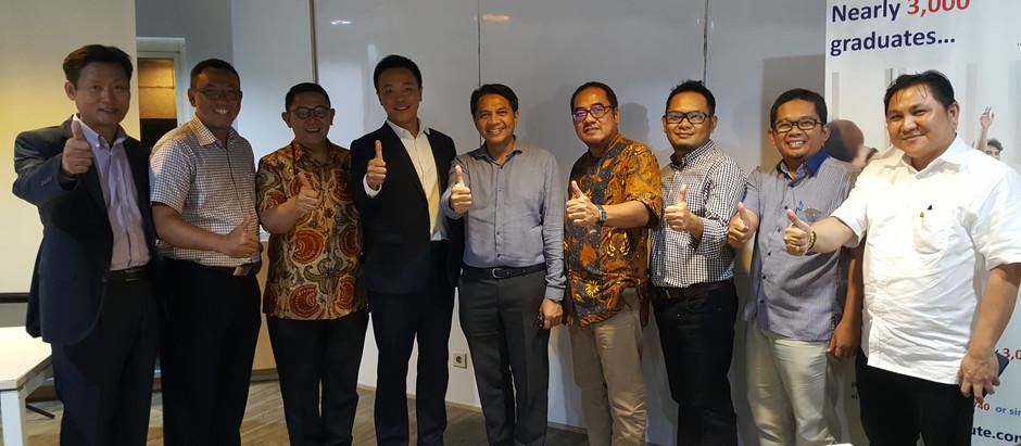 Kabaena Project KOM in Jakarta, Indonesia
