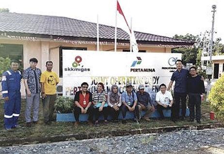 Status of  Simenggaris field (North Kalimantan, Indonesia)