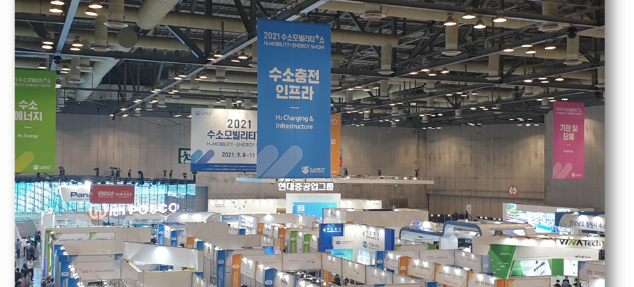Hydrogen Mobility Show