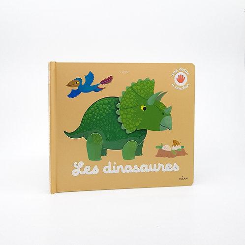 Les Dinosaures, à toucher