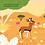 Thumbnail: Petite gazelle entend un bruit