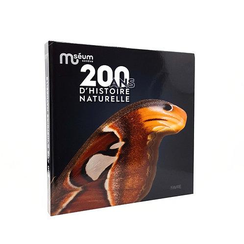 Muséum Genève - 200 ans d'histoire naturelle