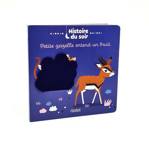Petite gazelle entend un bruit