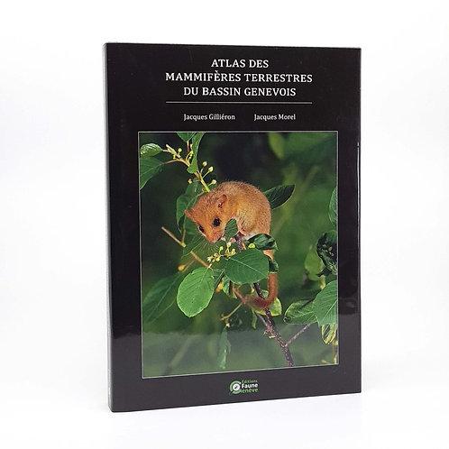 L'Atlas des mammifères terrestres du bassin genevois