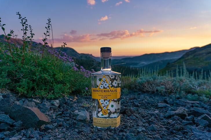 Hinterhaus Vapor Infused Gin Sierra Nevada