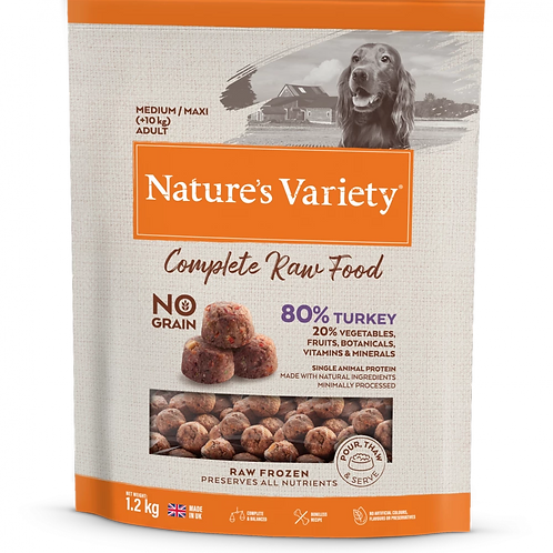 NV TURKEY FOR ADULT DOGS
