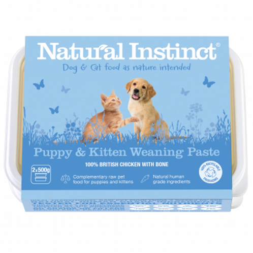 Puppy and Kitten Weaning Paste