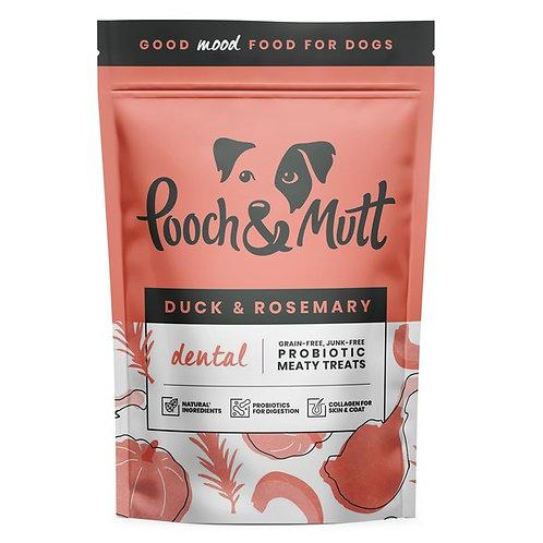 Pooch and Mutt Dental Probiotic Meaty Treats 120g