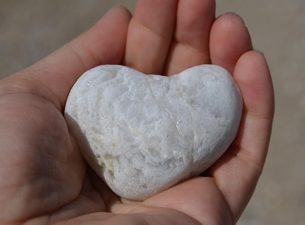 purification et rechargement des pierres