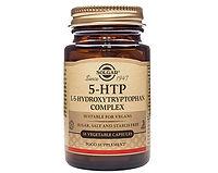 Solgar 5-HTP L-5-Hydroxytryptophan Compl