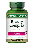 Natures Bounty Beauty Complex with Bioti