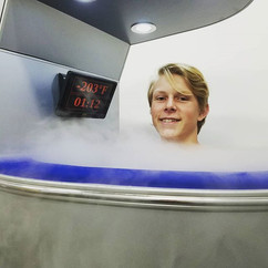 Are you feeling tired? Cryotherapy  give
