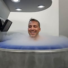 Come chill with us and feel GREAT! #CRYO