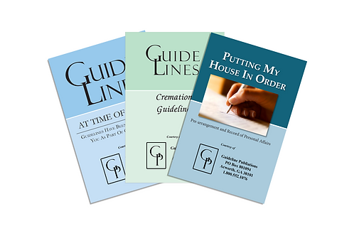 Christian Counseling Booklet Bundle