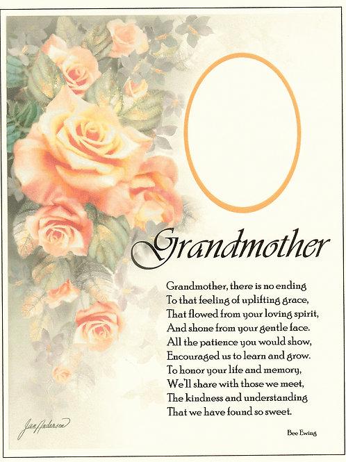Grandmother 8x10