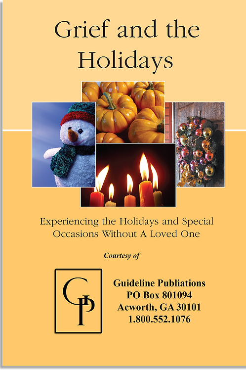 Grief In the Holidays