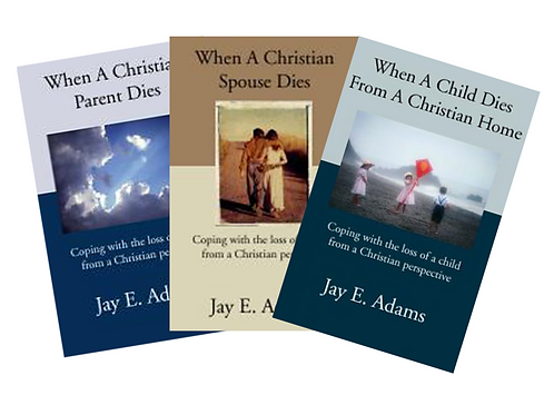 Christian Grief Counseling