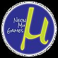 Neon Mu Logo Round.png