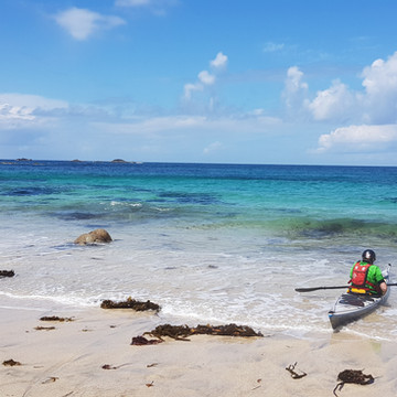 Sea Kayaking Trip