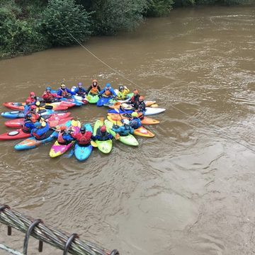 River Wye Club Trip