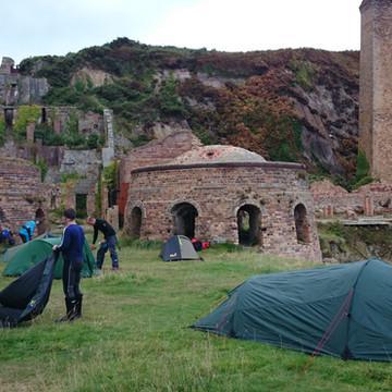 Sea Kayak & Camping
