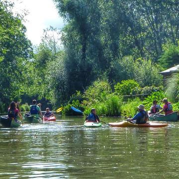 Oxford Loop Flat Water Touring