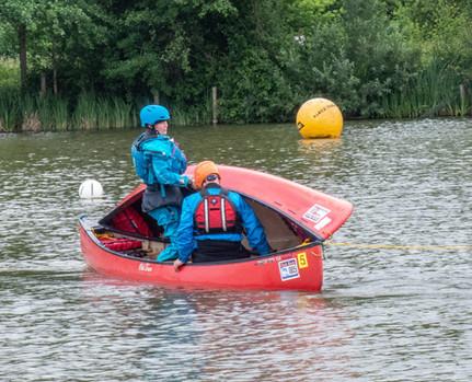 FSRT - Canoe rescue techniques