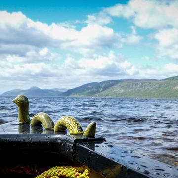 Loch Ness Canoe Camping