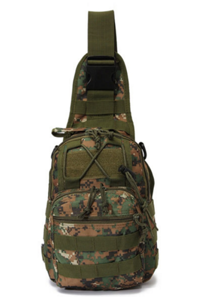 Dragon NinjaTactical Sling Bag- Digital Camo