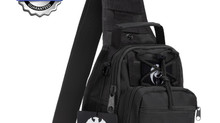 A CBS news article about the Dragon Ninja Tactical Sling Bag !