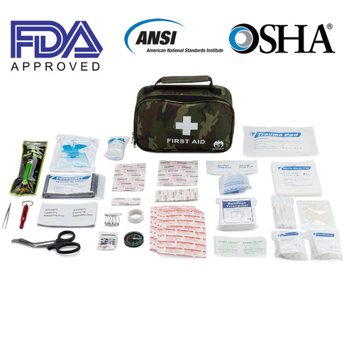 Dragon Ninja First Aid Kit