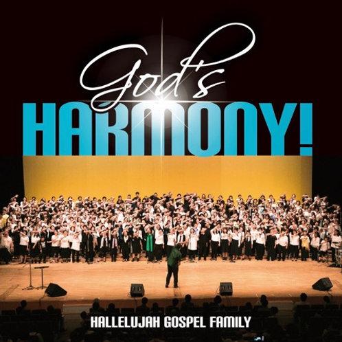 HGF LIVE CD               GOD'S HARMONY