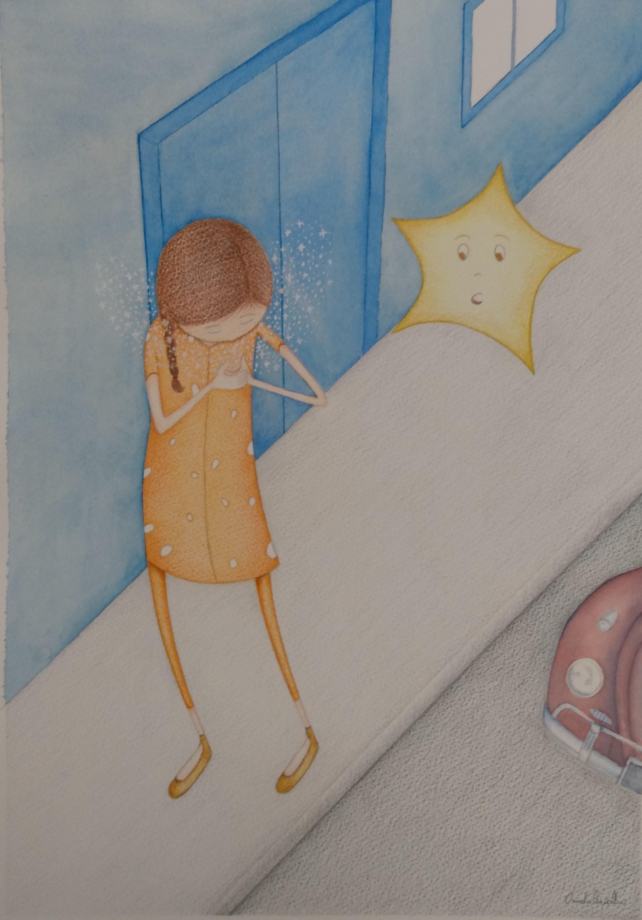 Ilustração livro infantil XI