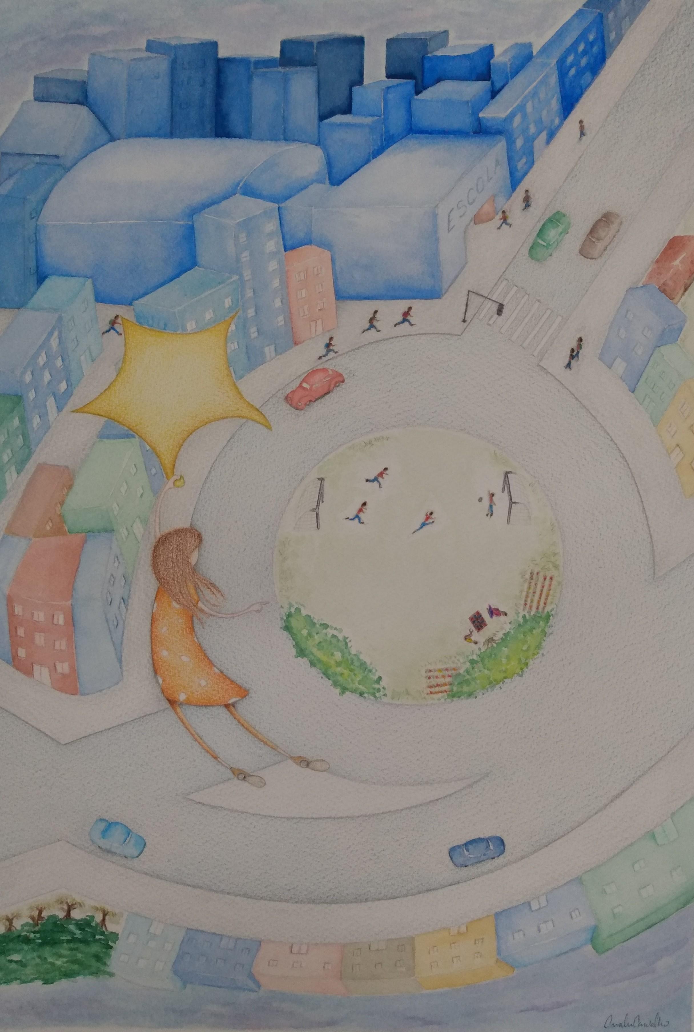 Ilustração livro infantil XIII