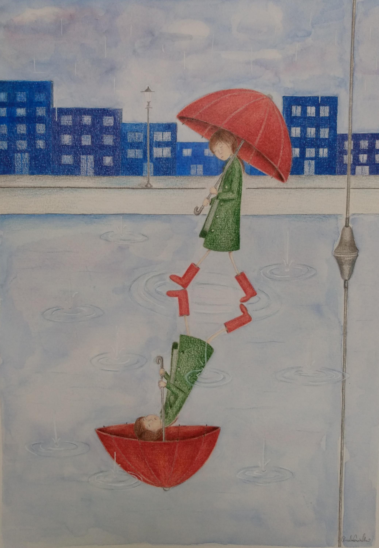 Ilustração livro infantil VII