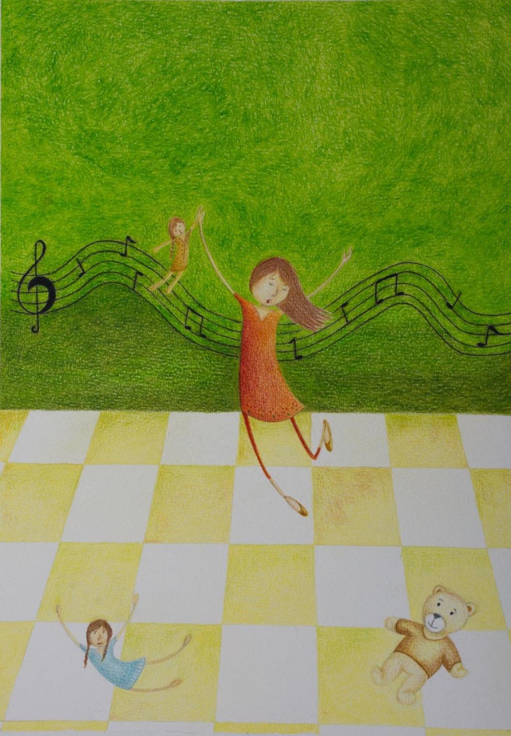 Ilustração livro infantil III