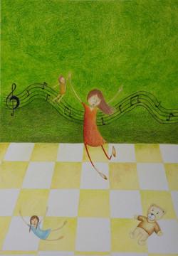 Cantar e Dançar