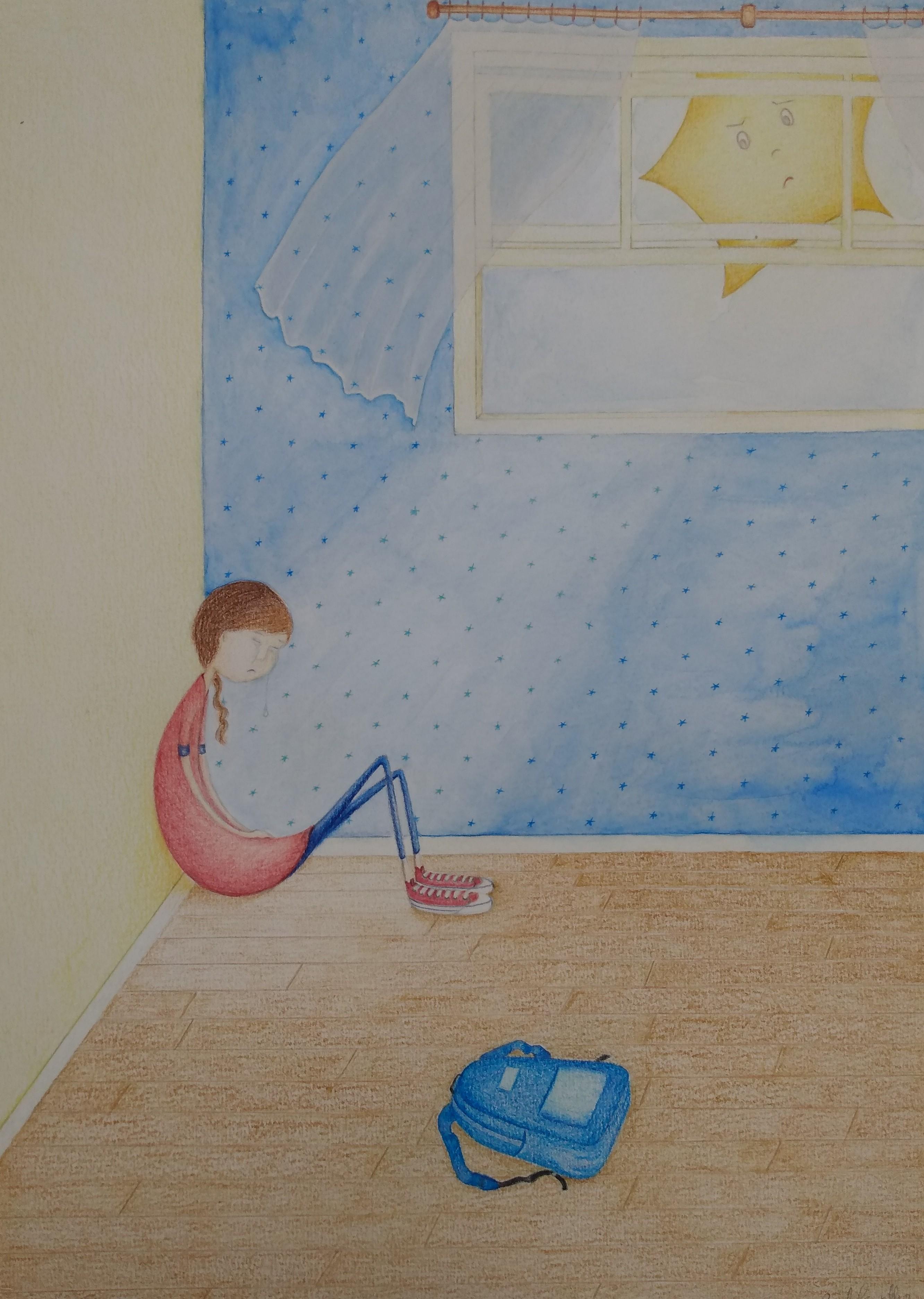 Ilustração livro infantil VIII