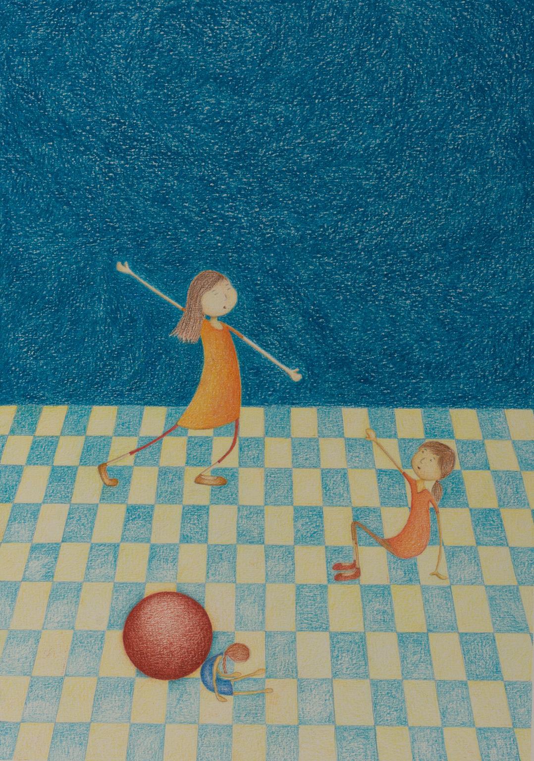 Ilustração livro infantil II